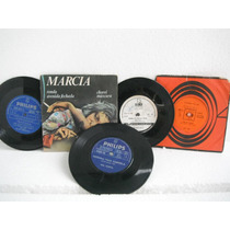 Marcia Elis Claudia Telles Gal Quarteto Em Cy 5 Compactos