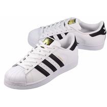 Zapatillas Adidas Superstar.todo Los Talles. Nueva En Caja.