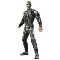 Disfraz Ultron De Iron Man Traje Hombre Adulto Avengers