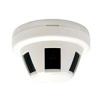 Camara Oculta En Detector De Humo / 0.05lux / Lente 3.8mm /