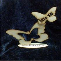 Souvenirs 15 Años Mariposa De Fibrofacil X 1