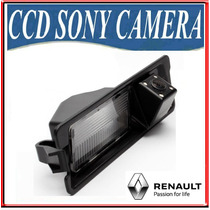 Camera De Ré Clio Hatch Sensor Original Renault
