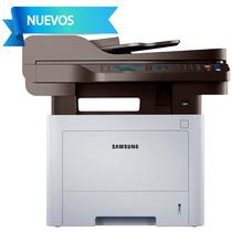 Copiadora Laser Samsung Sl-m4072fd Fax Cristal Oficio Apps