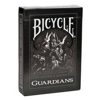 Cartas De Magia Y Poker Bicycle Guardians - Nueva Y Original