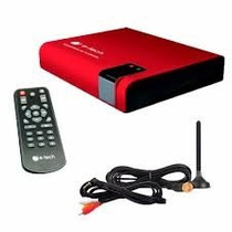 Receptor Antena Tv Digital P/ Carro