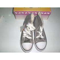 Zapatos Economicos Grises Talla 35 Totalmente Nuevos!!