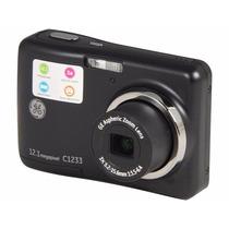 Camara Digital General Electric C1233, 12.1 Mpx, 5x Zoom