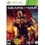 Juego Gears Of War Judgment Xbox 360 Ntsc En Caja Español