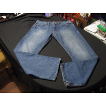 Pantalon Jeans American Eagle Talla W36 L32 Impecable