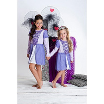 Pijama Rapunzel Para Nenas Coleccion Invierno