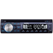 Cd Player Napoli Cdmp-2140 Mp3 - Sd -usb