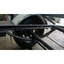 Eje Trailers Kit 750kg 12 Cuotas Sin Interes