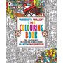 Libro Where´s Wally? Dónde Está Waldo?colouring Book- Inglés