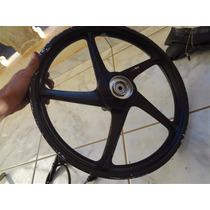 Roda Dianteira Original Yamaha Neo 115 - Usada, Original