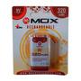Bateria Mox Mo-9v320 Recarregável 9v 320mah Microfone Violão