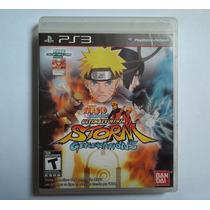 Jogos De Ps3 Naruto Storm Generations