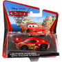 Auto Cars 2 Lightning Mcqueen Disney Pixar Retro Coleccion P