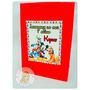 Sacola Personalizada Turma Do Mickey Disney Festa Infant C10