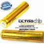 Bateria Lanterna Tatica Led Gold 18650 8800mah 3.7v Original