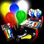 Globos Led Pack 30 Colores Surtidos, Helio O Aire / Fernapet