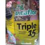 Triple 15, Fertilizante Granulado, Cesped, Floral, Frutales