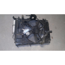 Kit Radiador Nissan Tiida Manual (avaria No Defletor)