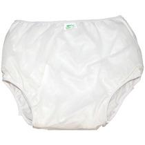 Calça Plastica Adulto Sem Botão Luxo - Senior Care