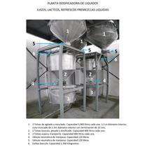 Tolvas Vascula, Mezcladoras, Planta Mezclado Liquidos