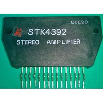 Stk4392 Circuito Integrado Stereo Amplifier