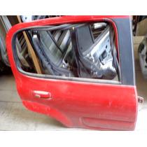 Porta Traseira Direita Fiat Uno Vivace Way 10-16