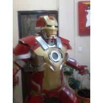 Cosplay Disfraz Traje De Ironman Heartbreacker