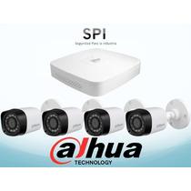 Spi Vigilancia Cctv, Control De Acceso Dahua