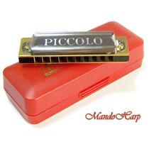 Armonica O Harmonica Hohner Piccolo (c) De Bolsillo