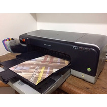 Impressora Hp Officejet Pro K8600 A3 Com Bulkcartuchão