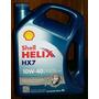 Caja Aceite Shell Hx7 10w40 4lts ¡oferta!