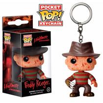 Freddy Krueger Llavero Pocket Pop Funko Nightmare On Elm Str