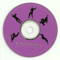 Cd - Latino - Marcas De Amor