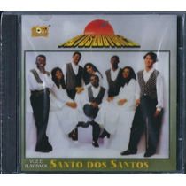 Cd Grupo Altos Louvores - Santo Dos Santos (bônus_playback)