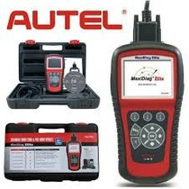 Autel Md802 Elite Para Todos Los Sistemas Del Vehiculo Obd2