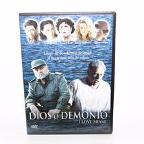 Dios O Demonio (2006) Dvd Jaime Camil, Ofelia Medina