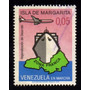 Estampilla De Venezuela 1973: Isla De Margarita. Zona Franca