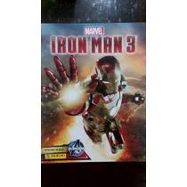 Album Iron Man 3 Marvel Panini 182 De 192 Estampas Sueltas