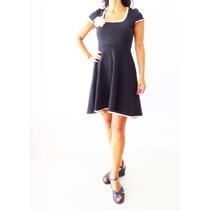 Vestido Tela Punto Roma - Diseño Independiente