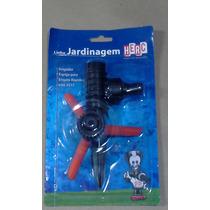 Aspersor Irrigaçao Giratorio Herc 1\2 Jardim 1 Und