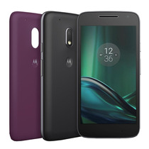 Moto G4 Play Dtvs Xt1603 Tv 16gb 2 Chip Android 6 4g 8mp 2gb
