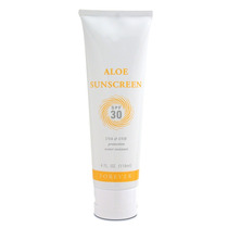 Aloe Sunscreen Forever 30 Spf!!!!