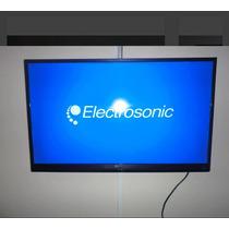 Televisor Electrosonic Led 32 Y 42 Solo Está Semana