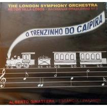 Cd The London Symphony Orchestra O Trenzinho Do Caipira