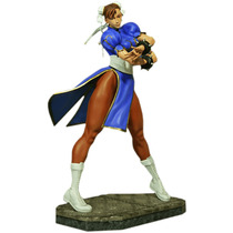 Chun-li 1/4 Statue - Street Fighter