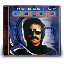 Cd Giorgio Moroder : The Best Of ( Novo, Original E Lacrado)